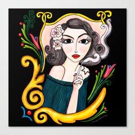 Tita #A10 Canvas Print