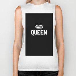 Queen Biker Tank