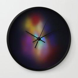 Always Broke Wall Clock