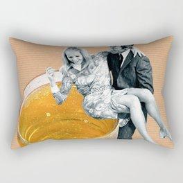 Any refreshment, dear? Rectangular Pillow