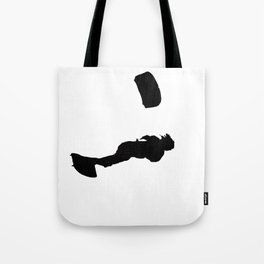 Lets Go Fly A Kite Silhouette Tote Bag