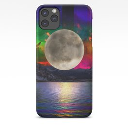 You Are My Moon iPhone Case