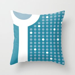 Volume II Throw Pillow