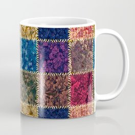 Flap-flops patchwork Coffee Mug