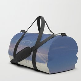 Summer beach Duffle Bag