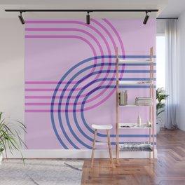 Counterbalance - brights Wall Mural
