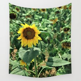 Flower No 6 Wall Tapestry