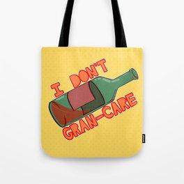 I don't Gran-Care V2 Tote Bag