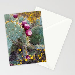 Cactus Bouquet Stationery Cards