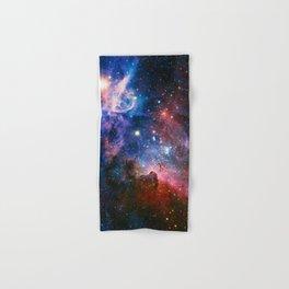 Carnia Nebula Hand & Bath Towel