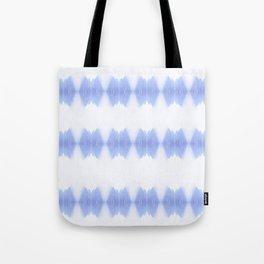 SnowPetals Tote Bag
