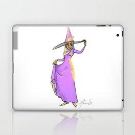 Hijab - The Hijabi Witch Laptop & iPad Skin
