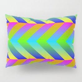 Colorful Gradients Pillow Sham