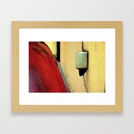 International Framed Art Print