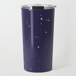 Giant Tentacle Blue Redux Travel Mug