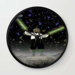 YODA-ling with FORCE - 027 Wall Clock