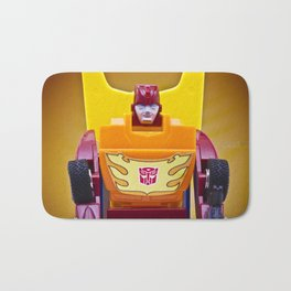 G1 Transformers Autobot Rodimus Prime Bath Mat