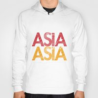 asia Hoodies featuring Asia for Asia by Park is Park