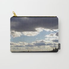 View From Up Here Carry-All Pouch
