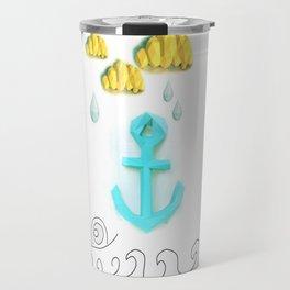 Papercraft Paper Planet. Sea Life Travel Mug