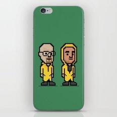 8-Bit: Breaking Bad iPhone & iPod Skin