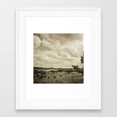 - Alentejo Western - Framed Art Print