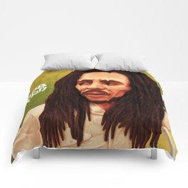 Caricature Comforters