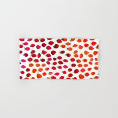 Strawberry Hand & Bath Towel
