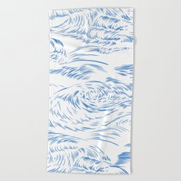 MicroWave Goodbye Beach Towel