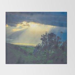 Dream of Mortal Bliss Throw Blanket