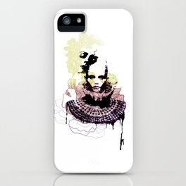 Bicéphale iPhone Case