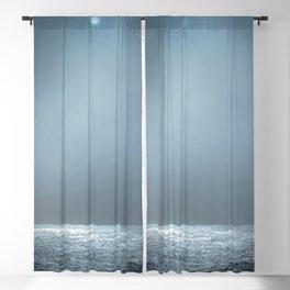 Ocean Spotlight Blackout Curtain