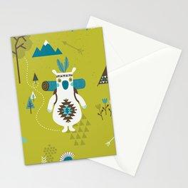 Camp Wichita Boys Stationery Cards
