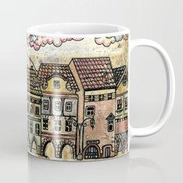 """Danish houses"" Coffee Mug"