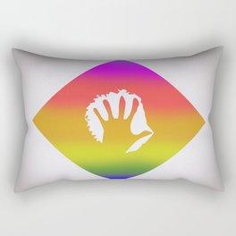 Two Spirits Rectangular Pillow