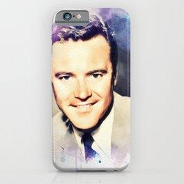 Jack Lemmon, Movie Legend iPhone Case