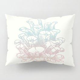 Rainbow Pine Cone Pillow Sham