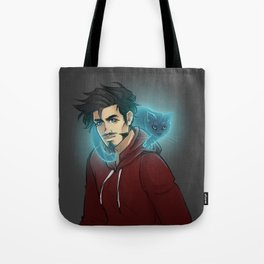 GHOST COMPANION Tote Bag