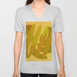 Play with pastries ... Unisex V-Neck