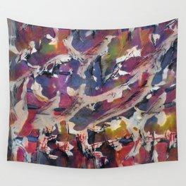 Tassels  Wall Tapestry