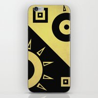 sunshine iPhone & iPod Skins featuring sunshine by simay