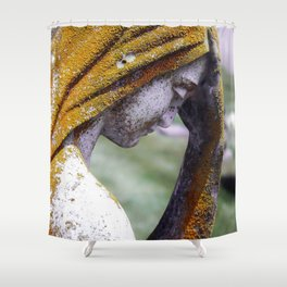 A Quiet Interlude Shower Curtain
