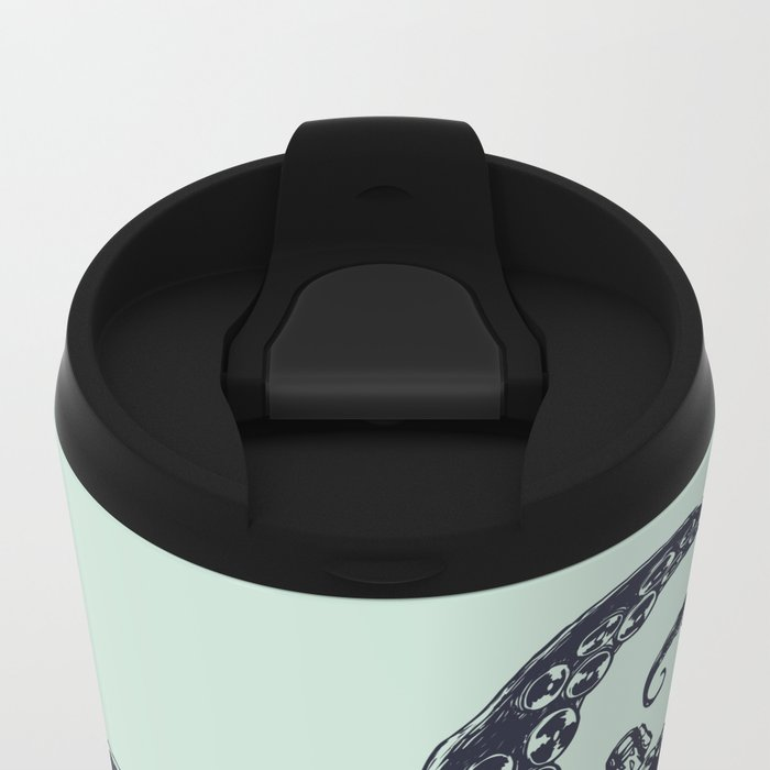 Experimental Music Metal Travel Mug