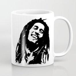 PORTRAIT OF A  ROCK MUSIC STAR Coffee Mug