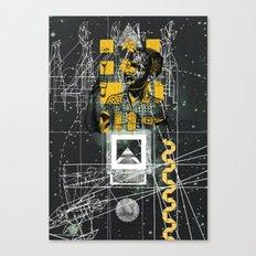Fome Do Cão (Hungry As Hell) Canvas Print