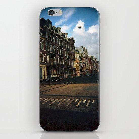 Amsterdam in Winter iPhone & iPod Skin