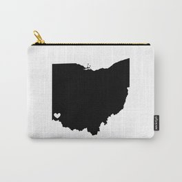 Cincinnati, Ohio, Home Carry-All Pouch