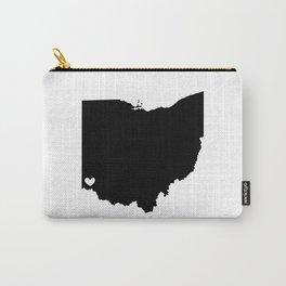 Cincinnati, Ohio, Home Carry-All Pouch