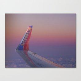 Southwest at Sunset Canvas Print