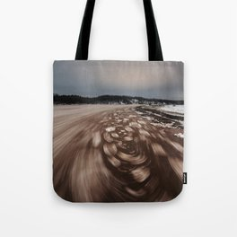 Midnight Tide Tote Bag